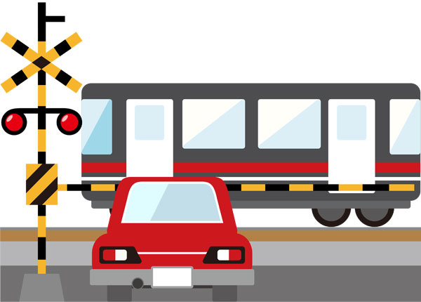 Railroads Infographic