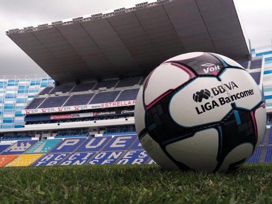 Estadio Cuauhtémoc Foto: Facebook Liga MX