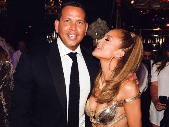 Foto: Alex Rodriguez y Jennifer Lopez / Instagram Oficial JLo