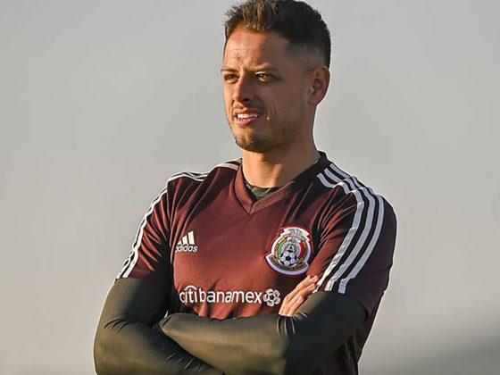 "Foto: Javier ""Chicharito"" Hernández/Twitter"