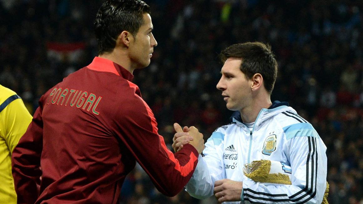 CR7 y Messi, los más buscados en sitio porno - UNANIMO ...
