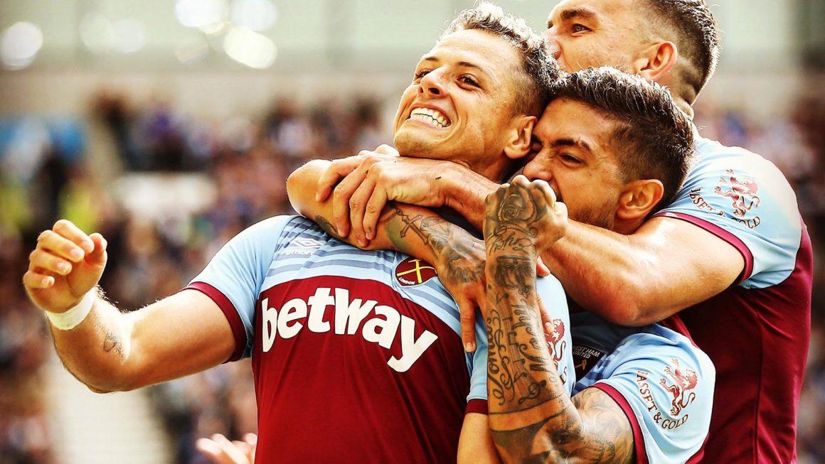 "Foto: Javier ""Chicharito"" Hernández / West Ham United Twitter Oficial"