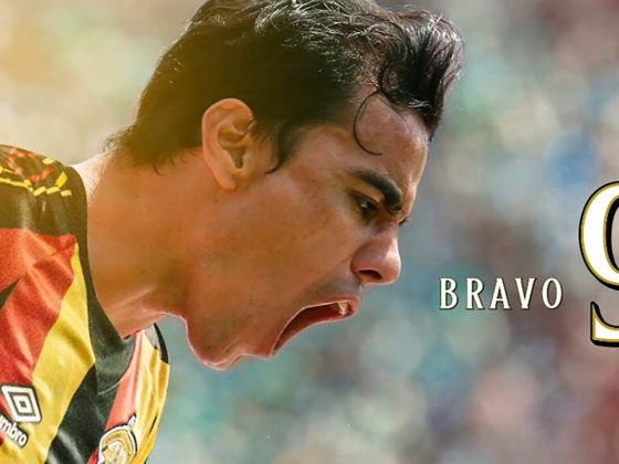 Foto: Omar Bravo / Leones Negros Sitio Oficial
