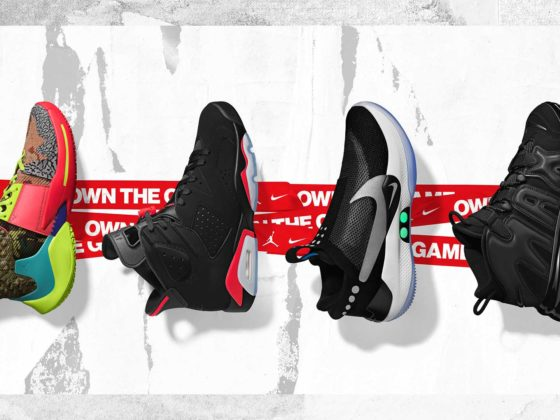 Foto: Nike Press/ NBA Sneakers Nike 2019