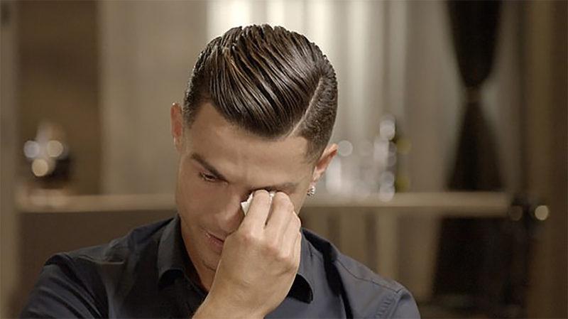 Foto: Cristiano Ronaldo / Twiiter