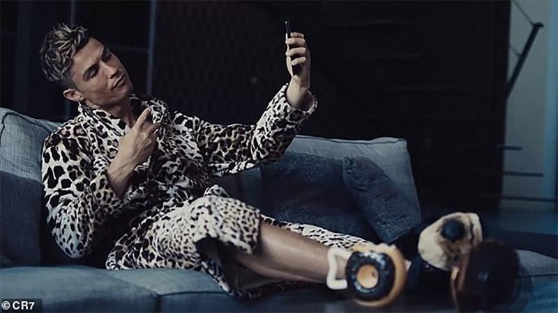 Foto: Cristiano Ronaldo / CR7 Play It Cool