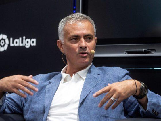 Foto: Jose Mourinho / EFE