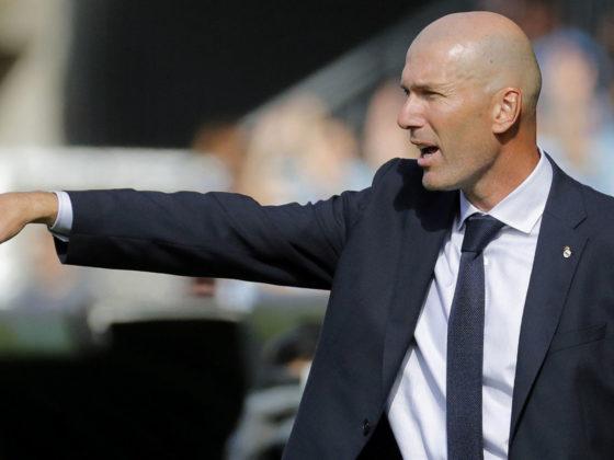 Foto: Zinedine Zidane / EFE