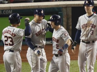 Foto: Houston Astros/ EFE
