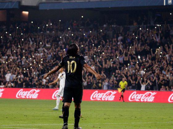 Foto: Carlos Vela, con Los Angeles FC / Twitter Oficial