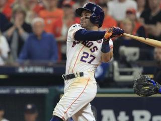 Foto: José Altuve, de Houston Astros / EFE
