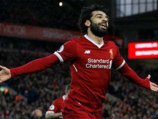 Foto: Mohamed Salah, del Liverpool / EFE