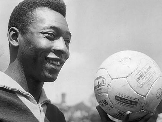 Foto: Pelé / Twitter