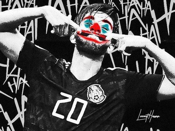 Foto: Rodolfo Pizarro como Joker / Instagram Oficial