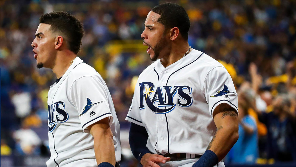 Foto: Tampa Bay Rays / Twitter Oficial