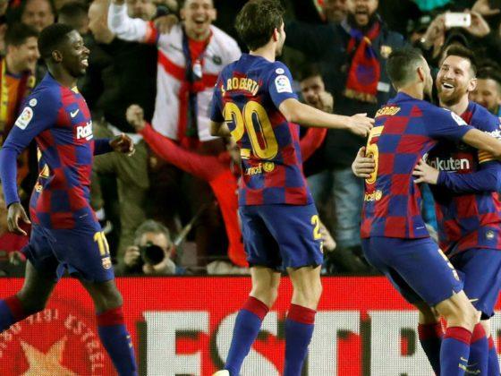 Foto: Barcelona vs Celta / EFE
