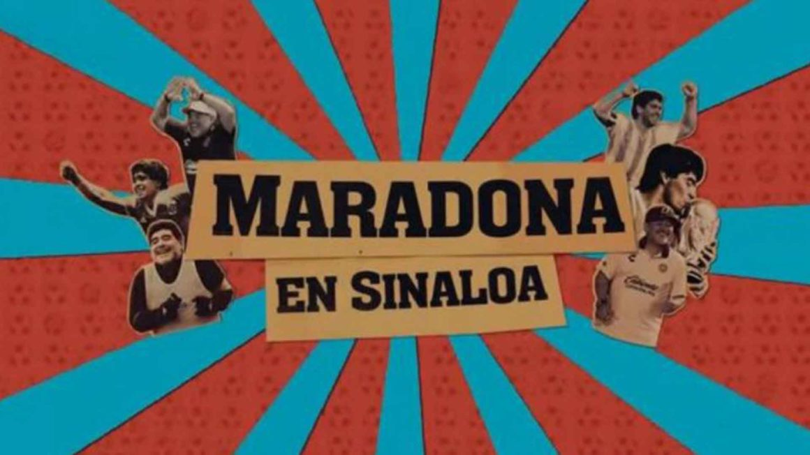 Documental Maradona en Sinaloa