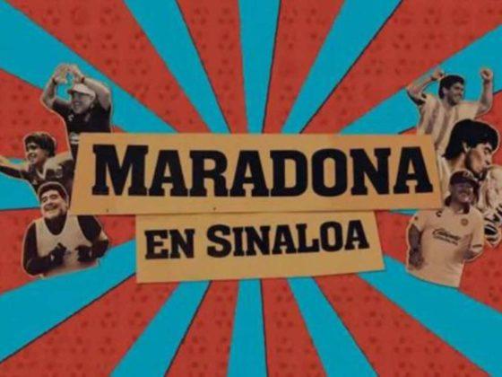 Documental Maradona en Sinaloa