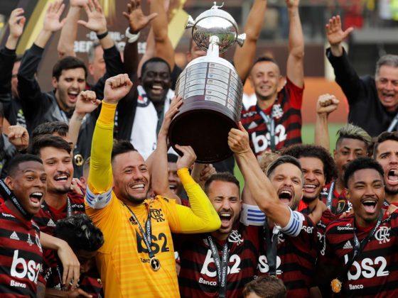 Foto: Flamengo, Campeón Copa Libertadores / EFE