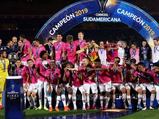 Foto: Independiente del Valle, Campeón Copa Sudamericana / EFE