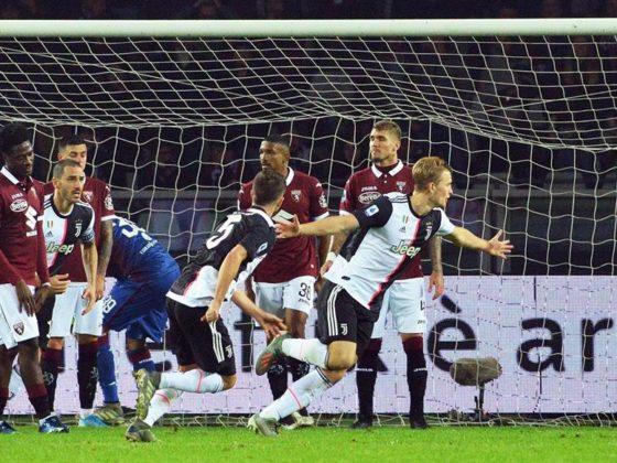 Foto: Matthijs De Ligt, de Juventus / EFE