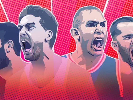 Ilustración: NBA Latino Power / Fernando Pinilla