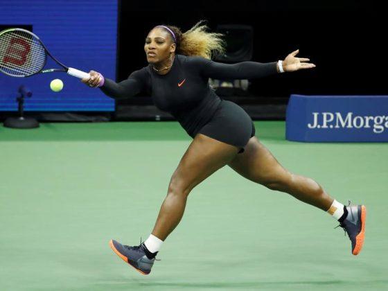 Serena Williams. Foto: EFE/ Jason Szenes