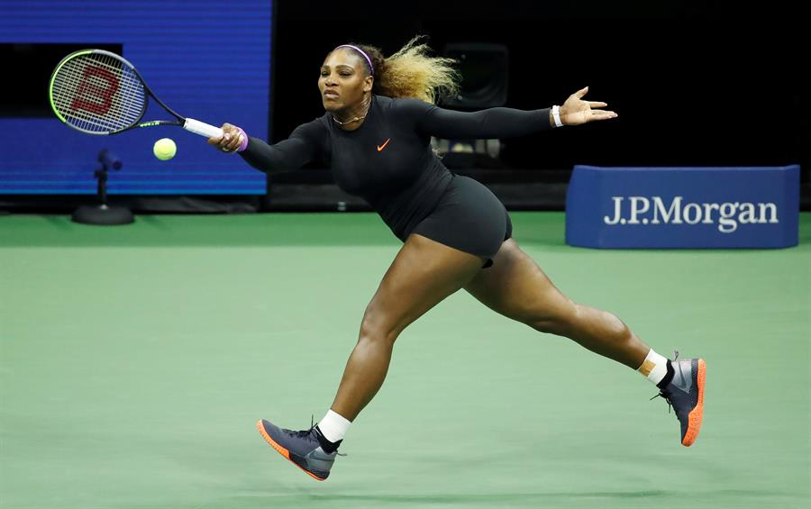 Serena Williams. Foto: EFE/ Jason Szenes