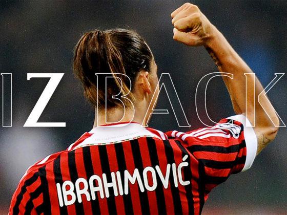 Foto: AC Milan anuncia fichaje Zlatan / Sitio Web
