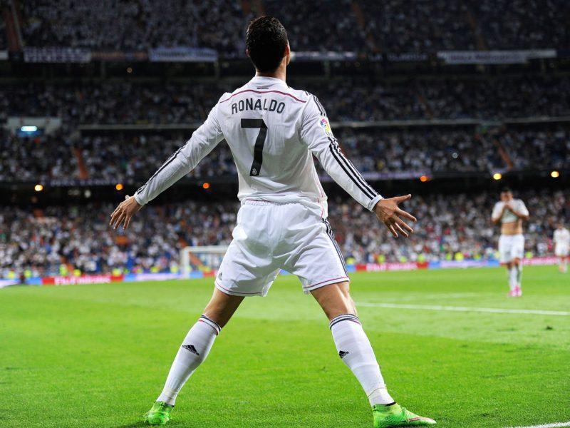 Foto: Cristiano Ronaldo / Facebook Oficial