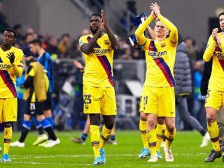 Foto: Inter vs Barcelona / Facebook Oficial
