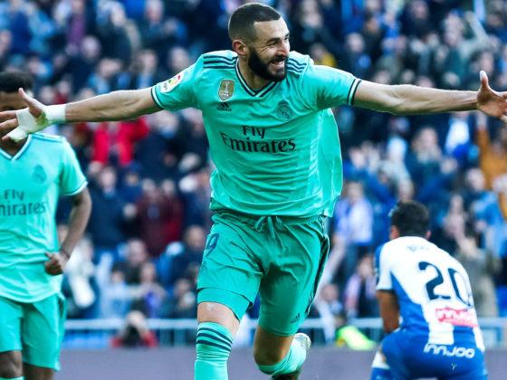 Foto: Karim Benzema, del Real Madrid / EFE