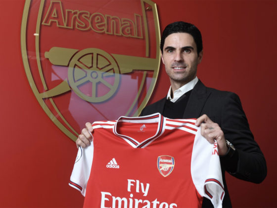 Foto: Mikel Arteta, DT de Arsenal / Facebook Oficial