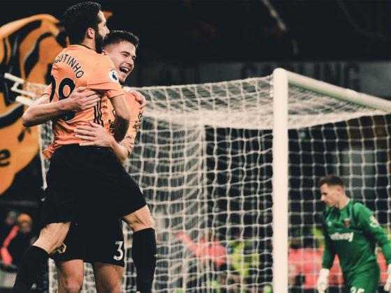 Foto: Wolverhampton / Twitter Oficial