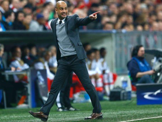 Foto: Pep Guardiola / EFE