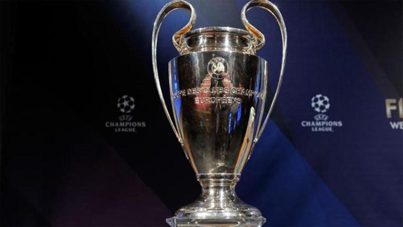 Foto: Trofeo Champions League / EFE