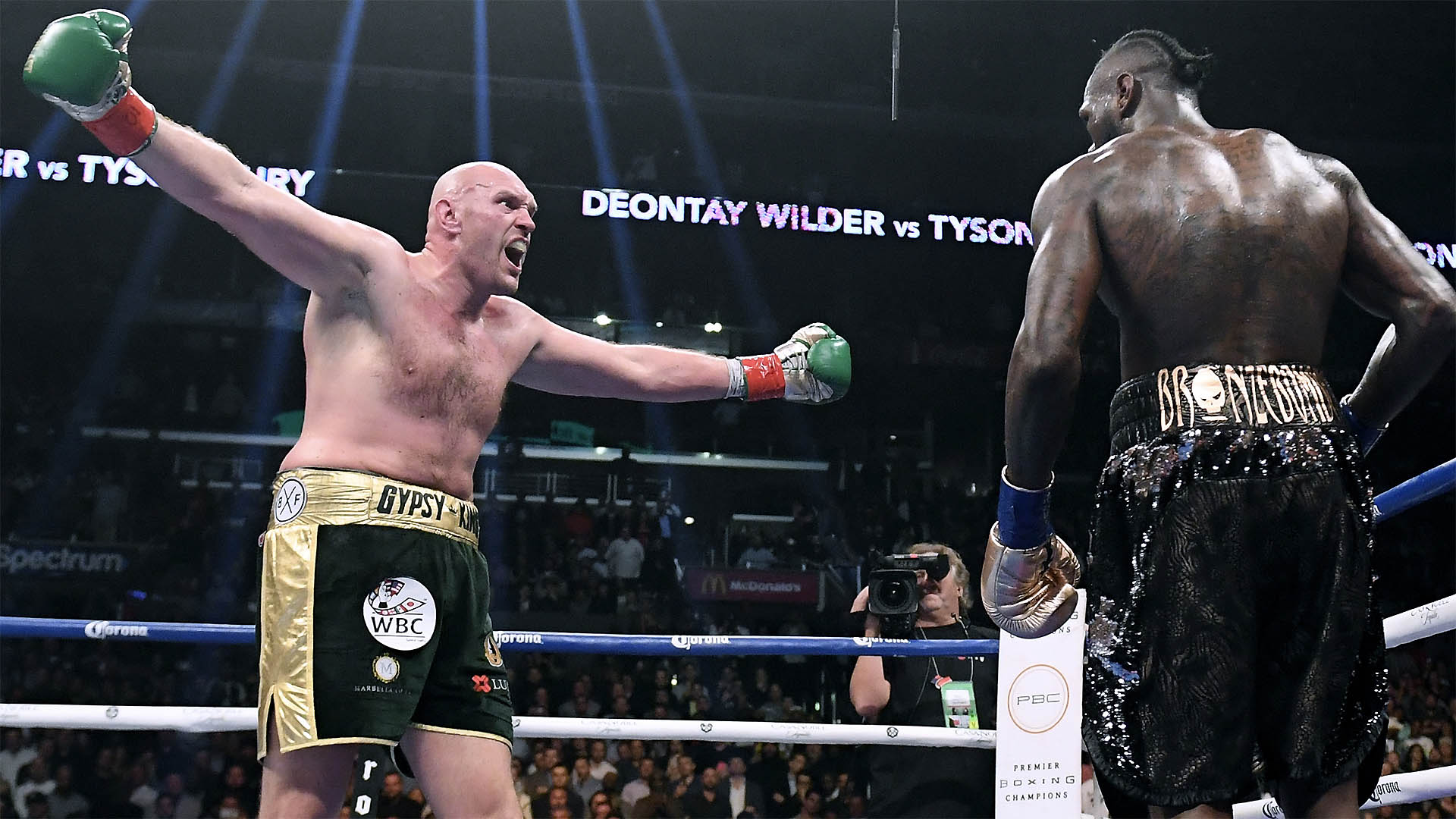 Tyson Fury vs. Anthony Joshua se complica tras fallo a favor de Deontay  Wilder - UNANIMO Deportes