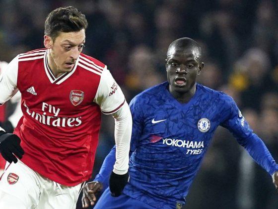 Foto: Arsenal vs Chelsea / EFE