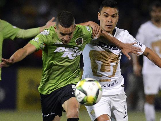 Foto: Bravos vs Pumas / Twitter Liga MX