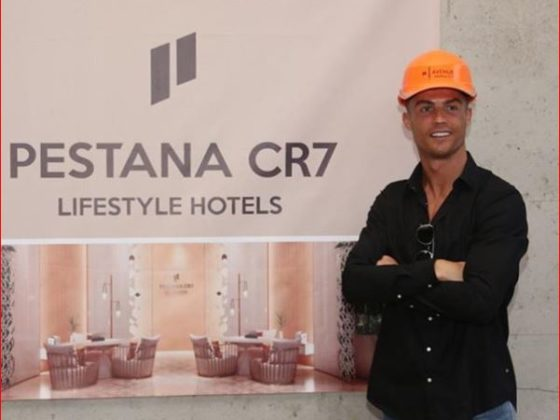 Cristiano también se ha convertido en empresario. Foto: Instagram.