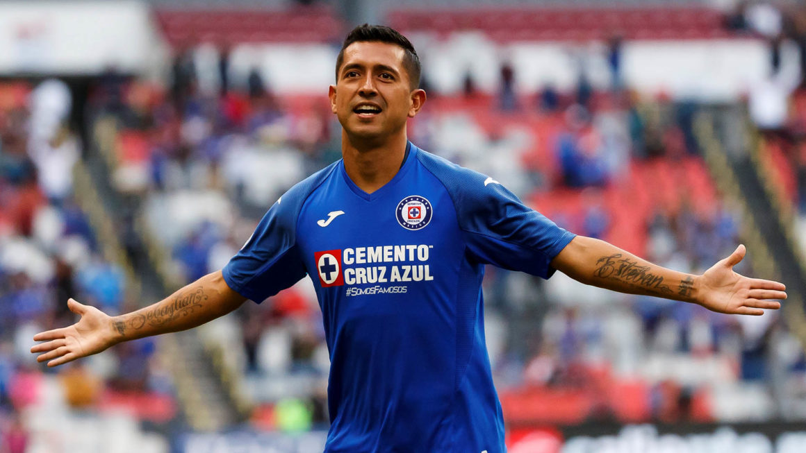 Foto: Elías Hernández del Cruz Azul / EFE