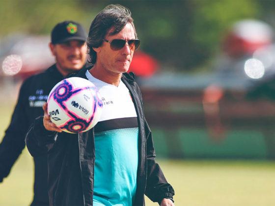 Foto: Gabriel Caballero, DT Juarez FC / Facebook Oficial