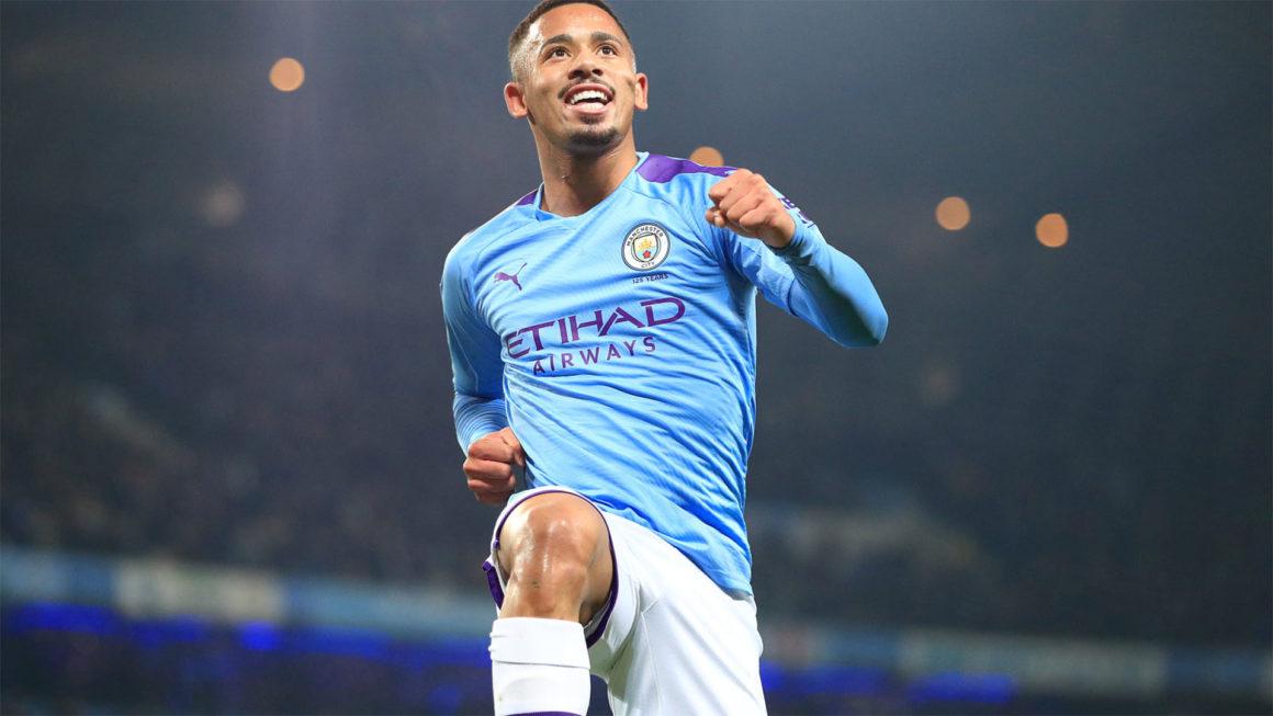 Foto: Gabriel Jesus, del Manchester City / Facebook Oficial