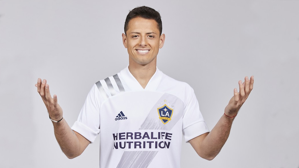 """Foto: Javier """"Chicharito"""" Hernández / LA Galaxy"""