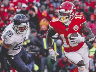 Kansas City Chiefs vs. Tennessee Titans