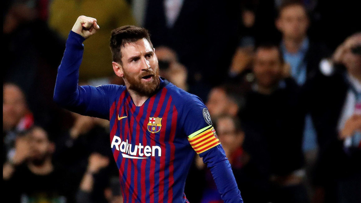Foto: Lionel Messi, del Barcelona / EFE