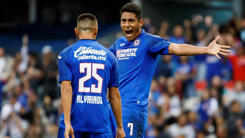 Foto: Luis Romo del Cruz Azul / EFE