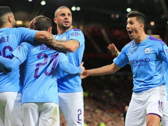 Foto: Manchester City / Facebook Oficial