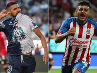 Foto: Pachuca vs Chivas / Facebook Oficiales
