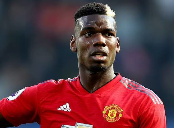 Foto: Paul Pogba, del Manchester United / Facebook Oficial